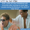 Jonah Hill hospitalized from fake cocaine