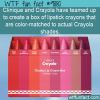 Crayola lipstick?