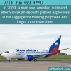 Fun Fact Slovakian Airline Cruel Joke