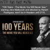 100 years the movie you will never see wtf fun