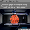 3d printing technology is very old wtf fun facts