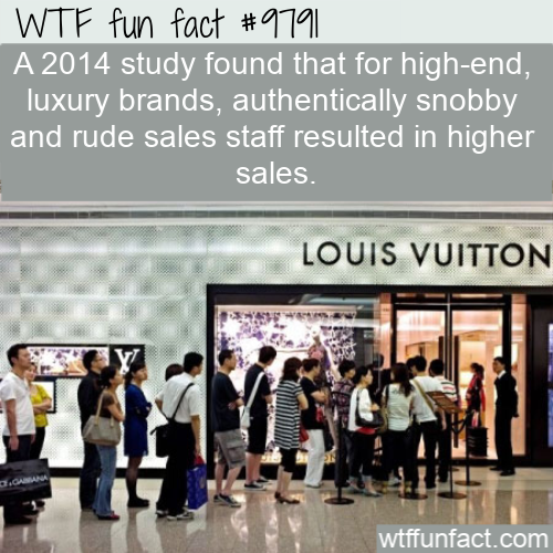 A 2014 study found that for high-end