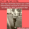 a 61 year old potato farmer wins a 544 ultramarathon
