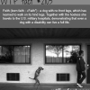 a dog with no frong legs wtf fun facts