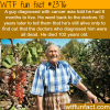 a man diagnosed with cancer lives till 102