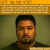 a man faked his kidnapping