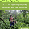 a man in india plants a whole forrest