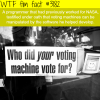 a programmer says that the elections are rigged