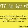 a psychological study beautiful wome