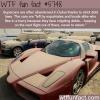 abandoned supercars in dubai wtf fun facts
