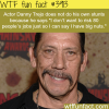 actor danny trejo wtf fun facts