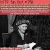 agatha christie wtf fun fact