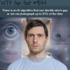 ai algorithm that can identify whos gay wtf fun