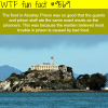 alcatraz prison wtf fun fact