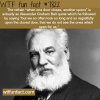 alexander graham bell wtf fun facts