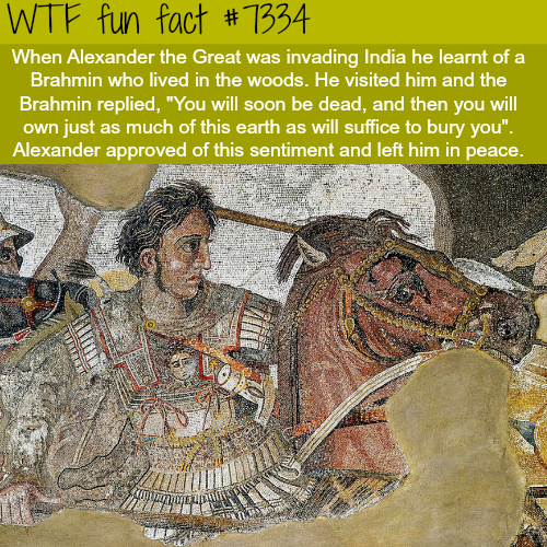 Alexander The Great - WTF fun facts
