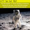 apollo 11 moon landing wtf fun facts