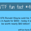 apple net worth