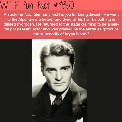 Aryan Blood - WTF fun facts