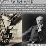 astronomer percival lowell
