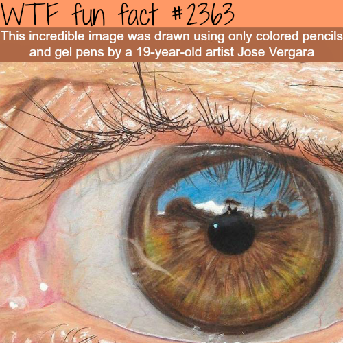 Awesome art by Jose Vergara - WTF fun facts