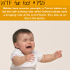 babies have accents wtf fun facts