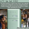 back to the future refrigerator time machine