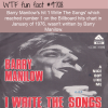 barry manilows hit i write the songs which