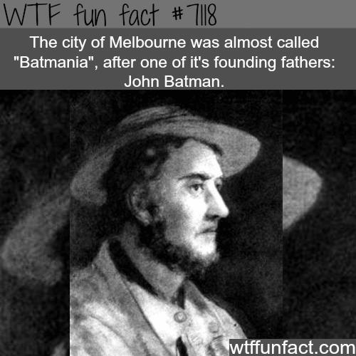Batmania - WTF fun facts
