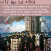 battle of tsushima wtf fun fact