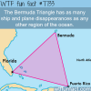 bermuda triangle is fake wtf fun facts