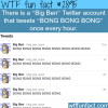 big ben clock twitter page