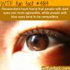 blue eyes vs dark eyes