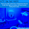 blue lights in public restrooms wtf fun facts