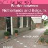 border between netherlands and belgium