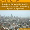 breathing the air of mumbai
