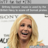 britney spears song used to scare somalian pirates