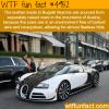bugatti facts wtf fun facts