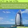 burj al arab hotel the only 7 star hotel