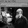 charles darwin wtf fun facts