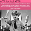 charlie chaplin and hitler wtf fun fact