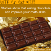 choclate health facts wtf fun facts