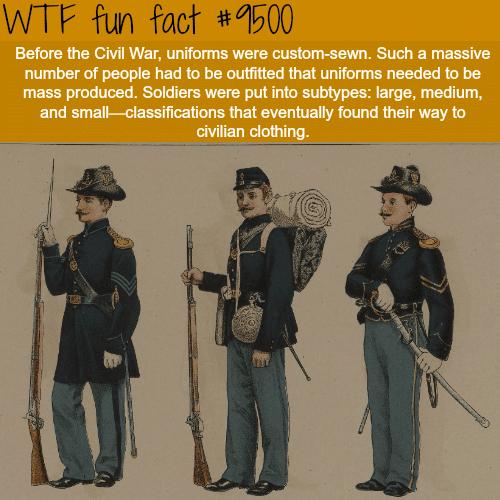 Civil War - WTF Fun Fact