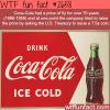 coca cola price 100 years ago