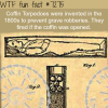 coffin torpedoes wtf fun fact