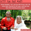 couple take a wedding photograph after 80 years of