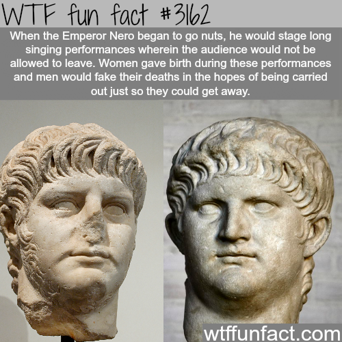 Craziest man in history? -WTF fun facts