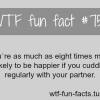 cuddling facts