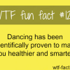 dancing and health