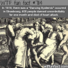 dancing epidemic wtf fun facts
